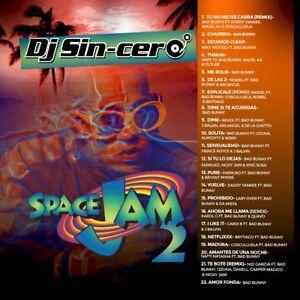 DJ SINCERO BAD BUNNY CONEJO MALO 2 Reggaeton Latin Spanish Trap Mixtape CD MIX