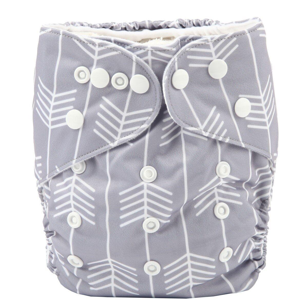 2017 new Baby Pocket Cloth Diaper Nappy Reusable Washable Arrow