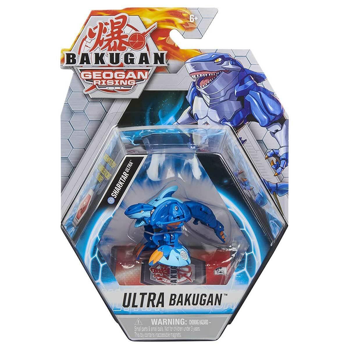 Bakugan Geogan Rising Ultra Sharktar