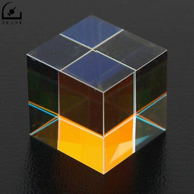 Prism Laser Beam Combine Cube Mirror For 405nm 450nm Blue Diode