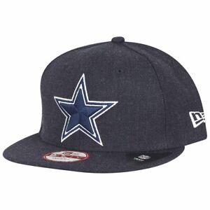 S//M New Era Snapback Cap NFL Dallas Cowboys heather navy