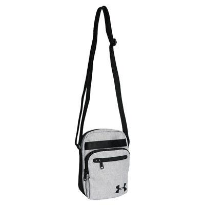 Mens Under Armour Crossbody Grey Shoulder Bag (TGA39) RRP £29.99