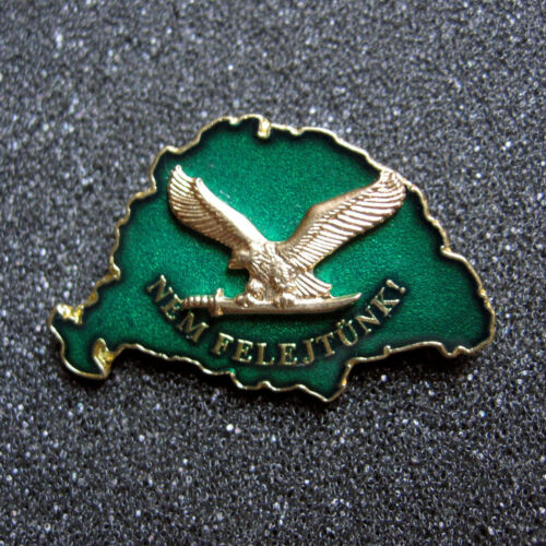 Greater-Hungary and Turul bird Badge