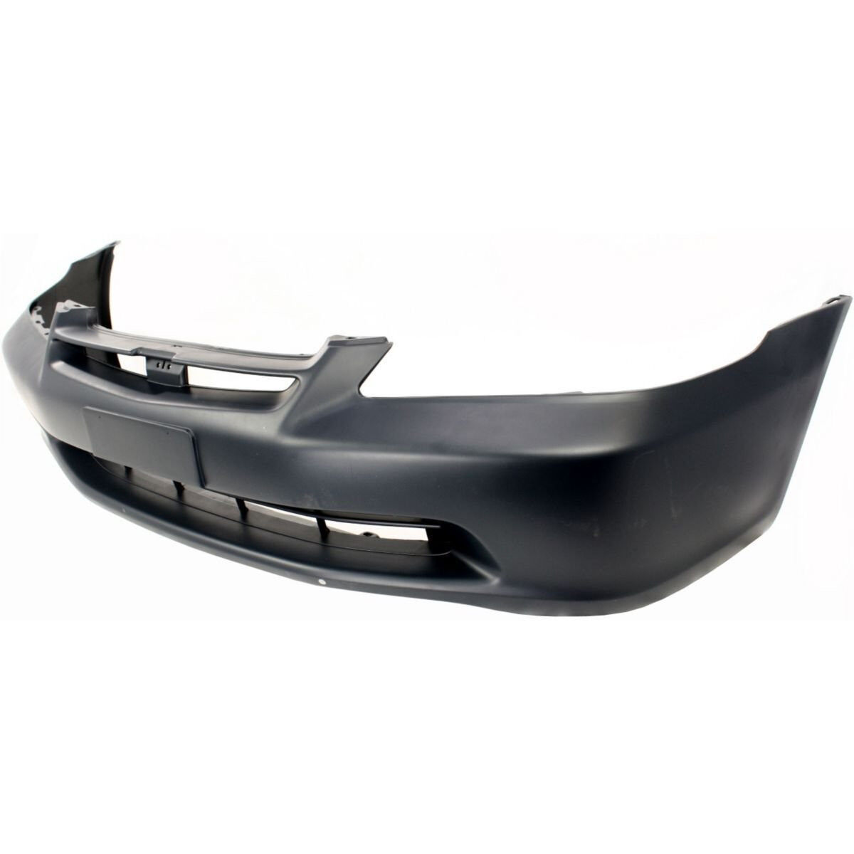 NEW Primered - Front Bumper Cover Fascia For 1998-2000 Honda Accord Sedan 98-00