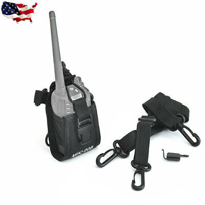 MSC-20B Multi Function Radio Case Pouch Holster for KENWOOD PUXING