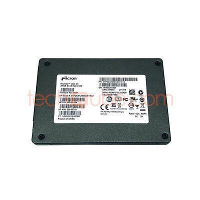 """Micron C400 RealSSD MTFDDAA256MAM-1K1  MTFDDAA256MAM 256Gb SATA 1.8/"""" SSD *NEW*"""