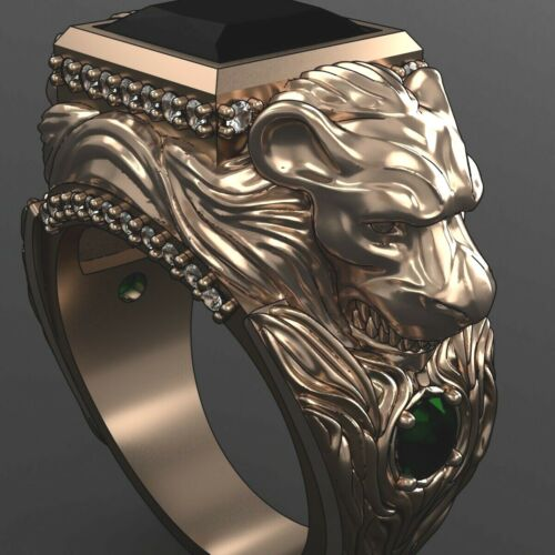 1 pc Lions ring Wax patterns for lost wax casting jewelry/ injection wax_700680