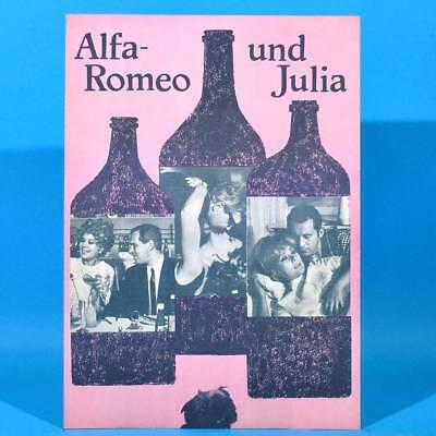4005 Film für Sie 67/1969 DDR * Alfa-Romeo und Julia * Eva Ruttkay