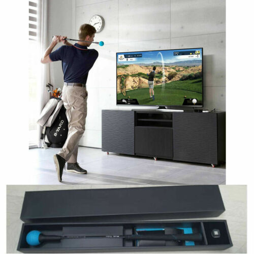 Mobile and Home Smart Golf Game Simulator with Swing Stick Phigolf WGT Edition