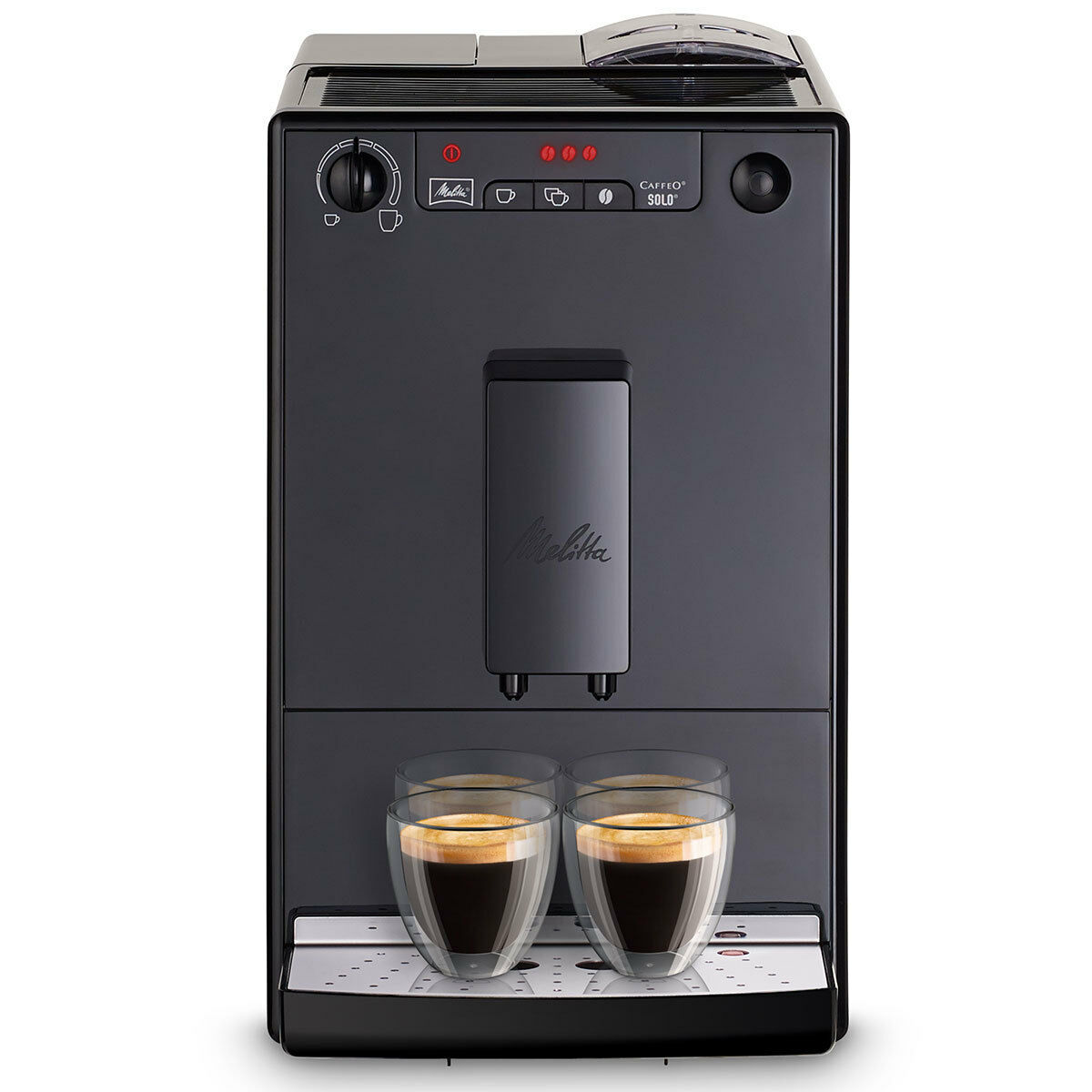 Details About Bean To Cup Coffee Machine Espresso Maker With Integrated Coffee Grinder Melitta