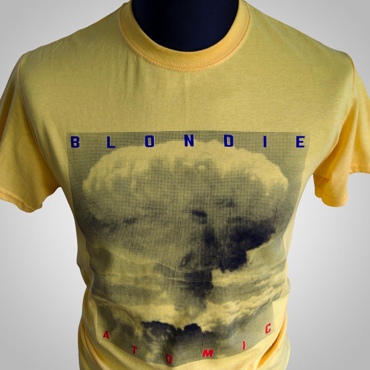 Debbie Harry Retro 70/'s Blondie /'Vultures/' As Worn By Unisex T shirt S-XXL