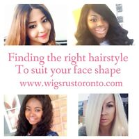 WIGS, FRONTALS, and BUNDLES