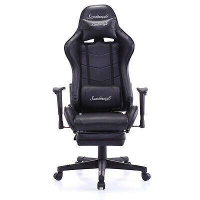 High Back Ergonomic Office Desk Chair Swivel Pc Gaming Chair Wlumbar Support