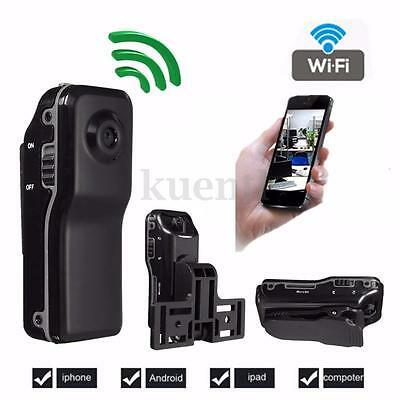Wireless hidden spy camera