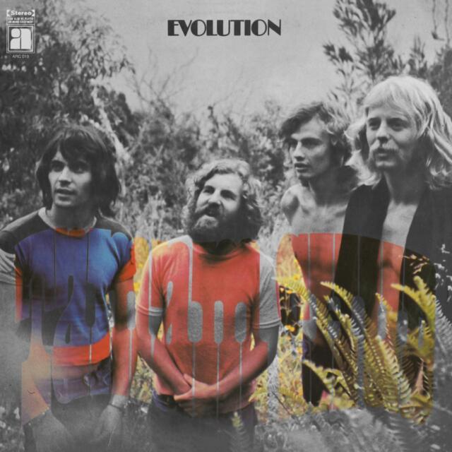 Tamam Shud - Evolution VINYL LP