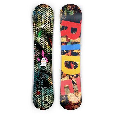 как выглядит Ride Machete Junior Snowboard 2021 135 фото