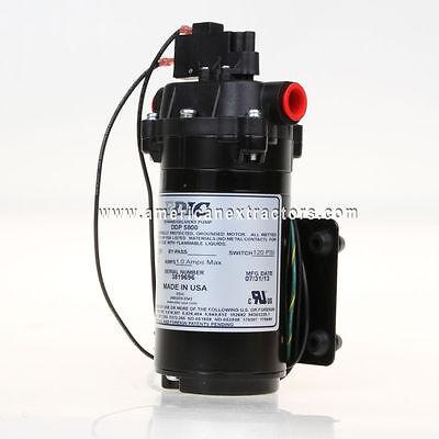 Carpet Cleaning Pump 120 Psi Edic Aquatec Carpet Extractor Made In Usa Ddp 5800