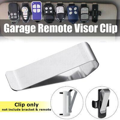 Garage Door Remote Sun Visor Bracket Clip Universal for PTX4/Merlin/Boss/Linear Universal-garage Door Remote