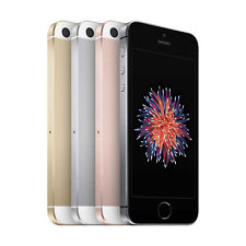 Apple iPhone SE - 64GB - (GSM Unlocked) Smartphone - Gray Gold Silver Rose Gold