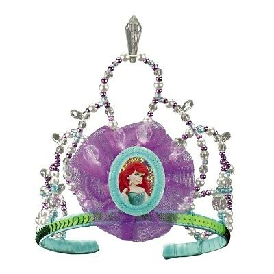 Disney The Little Mermaid Ariel Tiara Costume Accessory | Disguise 18265