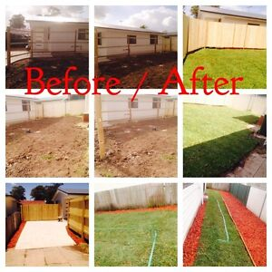 Fencing service. Lalor Park Blacktown Area Preview