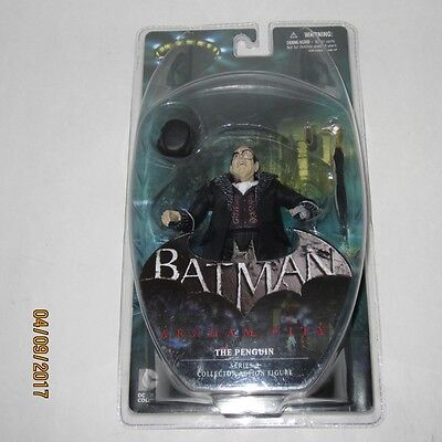 New The Penguin Batman Arkham City Series 3 Figure Dc Collectibles