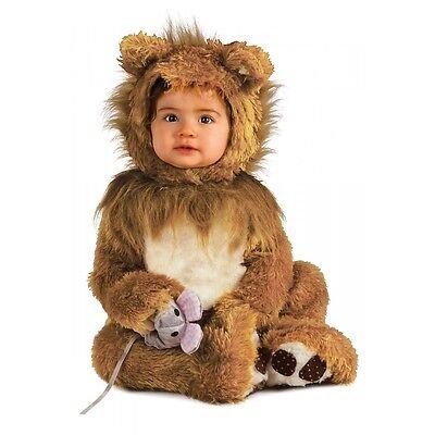 Lion Costume Baby Newborn Halloween Fancy Dress
