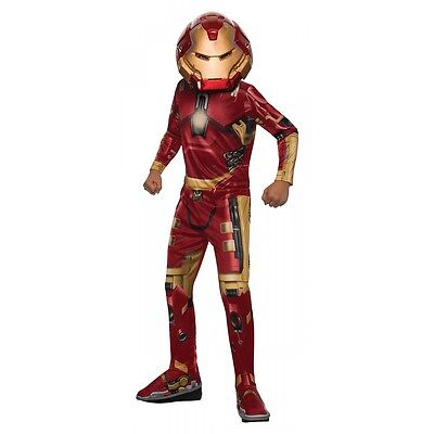 Hulkbuster Costume Kids Avengers Iron Man Superhero Halloween Fancy Dress Up