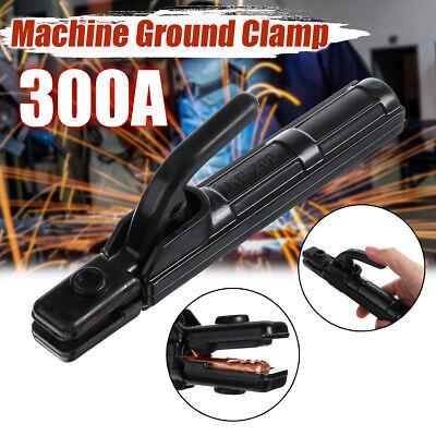 300a Welding Electrode Holder Welder Stick Rod Stinger Welding Clamp Copper