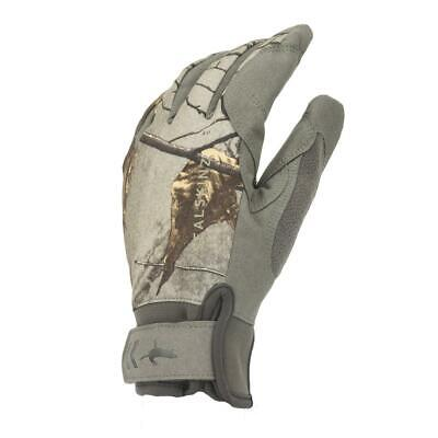 Seal Skinz Impermeable Todo Clima Camuflaje Guante Grande Realtree Xtra / Beige