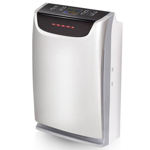 """14"""" x 7.5"""" x 22"""" Home Office Air Purifier Powerful Air Cleaner 65W 15 lbs US"""