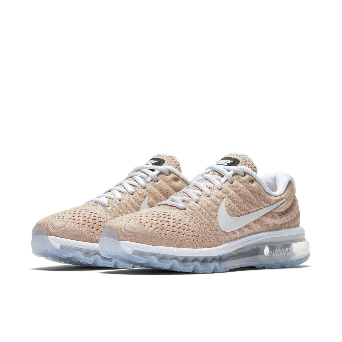 cheap for discount 3166a 2115f Nike Air Max 2017 Casual Women s Trainers Beige 42 for sale online ...