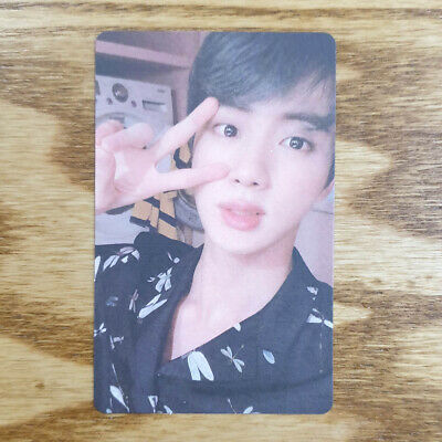 Jin Official Photocard BTS Map Of The Soul : Persona Ver 2 Genuine Kpop