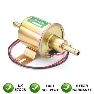 12V Eléctrico Universal Gasolina Bomba de Combustible Diesel FACET Cilindro Kit