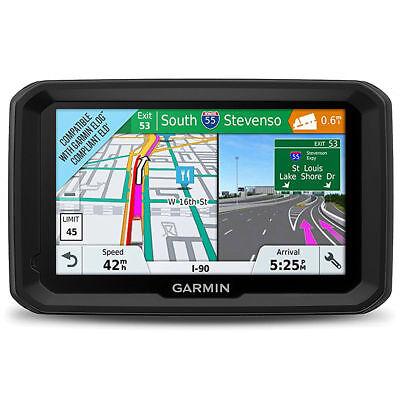 Garmin Dezl 580 Lmt S 5 Inch Gps Navigator For Trucks   Long Haul 010 01858 02