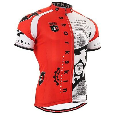 FIXGEAR CS-g402 Men's Short Sleeve Cycling Jersey Bicycle Apparel Roadbike MTB