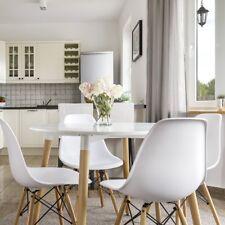 4PCS/Set Chaises design tendance rétro eiffel bois chaise de salle à manger