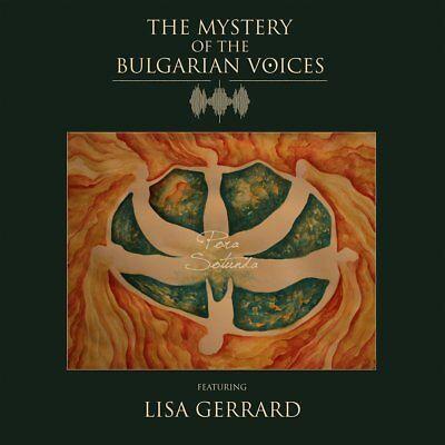 """THE MYSTERY OF THE BULGARIAN VOICES feat. LISA GERRARD Pora Sotunda 7"""" VINYL"""