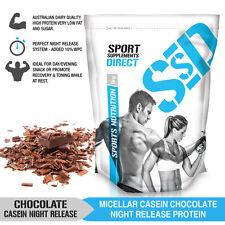 Chocolate Micellar Casein Protein Powder Night Release 1kg