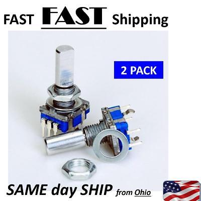 12 Mm Key Switch Rotary Encoder Switch ----- Same Day Shipping