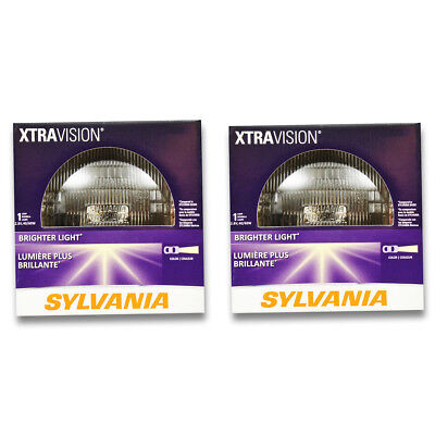 (Sylvania XtraVision - Two 1 Packs - H6024XV Light Bulb Fog Daytime Running gk)