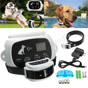 Wireless Electric Dog Fence Pet Wifi Containment System Rechargeable Waterproof