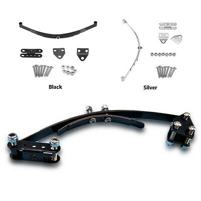 Spring Steel Bar (Spring Leaf Suspension Steel Bar Set For 1:10 RC Rock Crawler RC4WD D90 Axial)