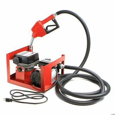 Electric Metered Fuel Oil Transferring Transfer Pump Meter