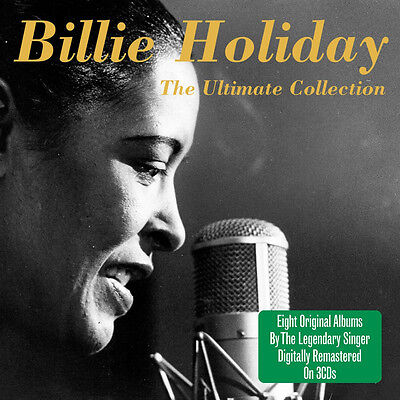 Billie Holiday ULTIMATE COLLECTION Best Of 61 Essential Songs NEW SEALED 3