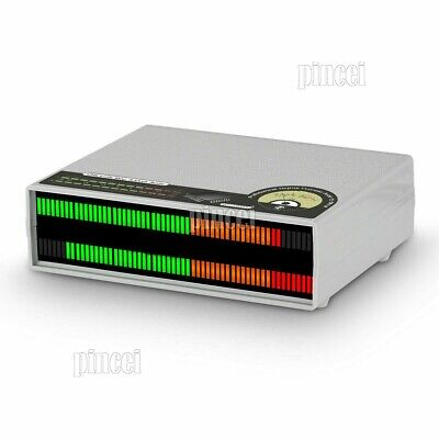 Vu Level Meter 56 Bit Led Music Spectrum Display Stereo Sound Indicator Vu56-c