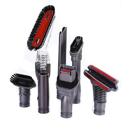 7X  Home Vacuum Cleaning Kit For Dyson Cleaner DC35 DC44 DC41 DC56 Tool Brush