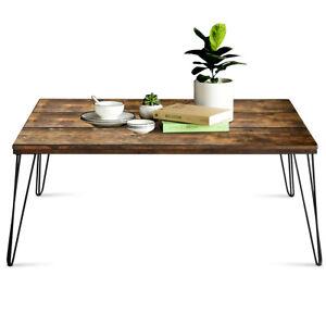 Wooden Coffee Table Ebay