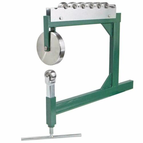 Professional Sharper Benchtop English Wheel Workbench Machine Sheet Metal NEW US
