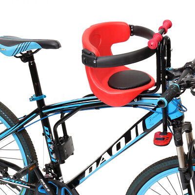 Kids Bicycle Chair Carrier Baby Bike Safety Toddler Child Se